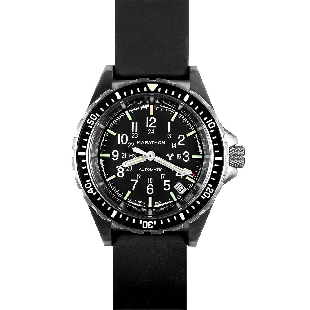 Marathon Watches Marathon Watches Swiss Made Military Diver's Automatic Medium Watch w/ Tritium