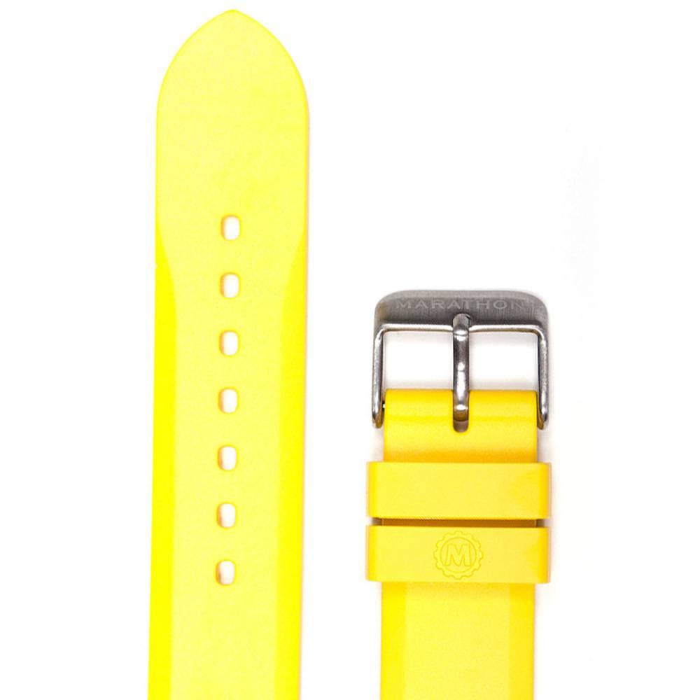 Marathon Watches Marathon Watches 20mm Vulcanized Rubber Watch Band/Strap