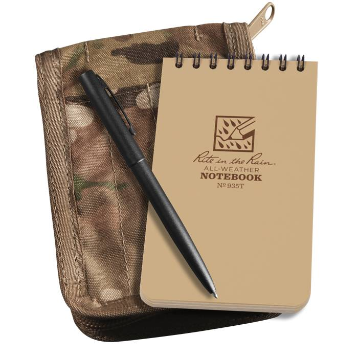 Rite in the Rain Rite in the Rain Notebook Kit w/ Pen & Cover