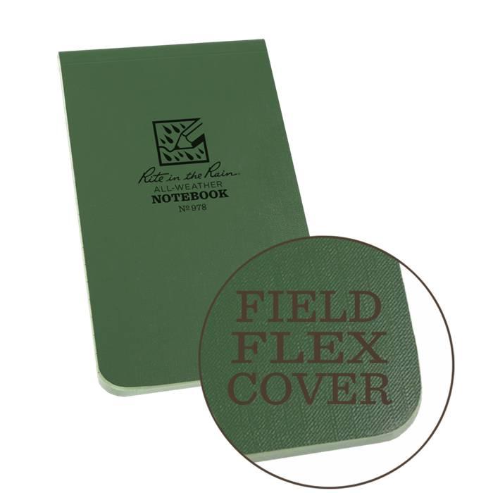 Rite in the Rain Rite in the Rain Field Flex Memo Book (Top-Bound)