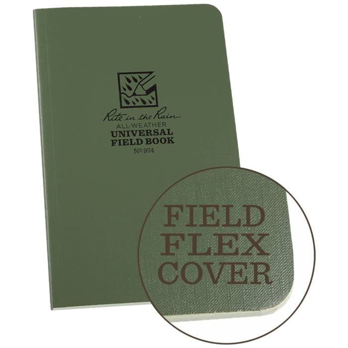 Rite in the Rain Rite in the Rain Field Flex Notebook (Side-Bound)
