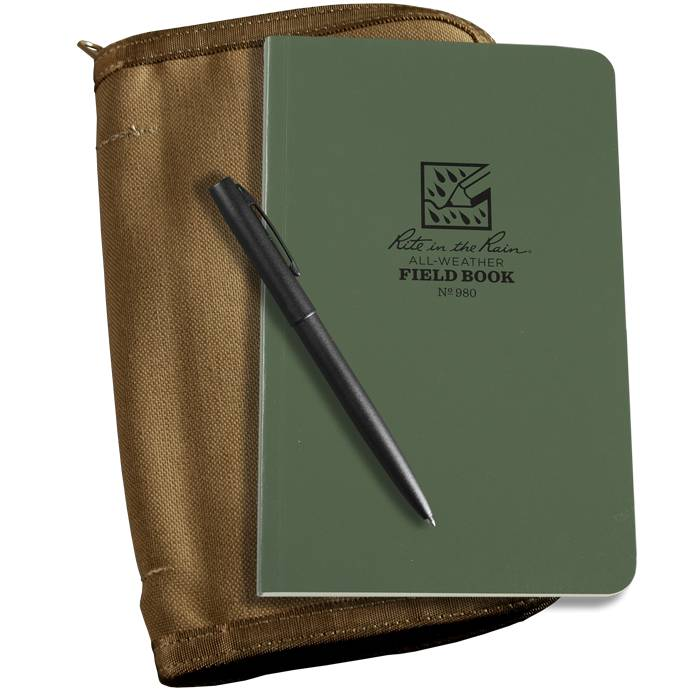 Rite in the Rain Rite in the Rain Field Book Kit w/ Pen & Cover