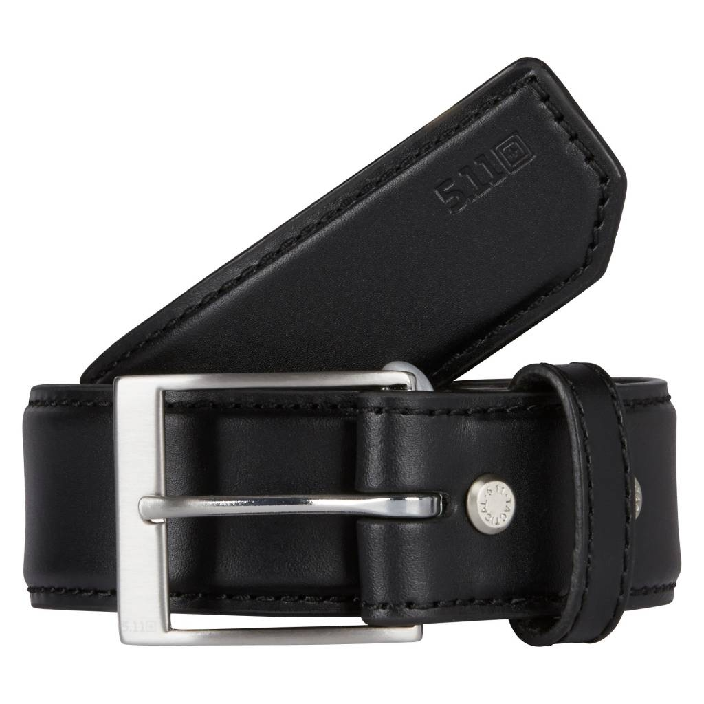 """5.11 Tactical 5.11 Tactical Leather Casual 1 1/2"""" Belt"""