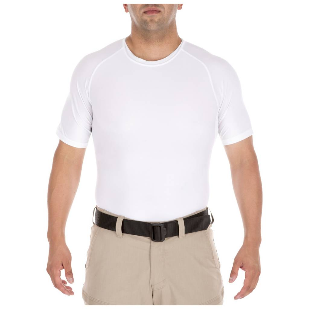 5.11 Tactical 5.11 Tactical Tight Crew Short Sleeve Shirt