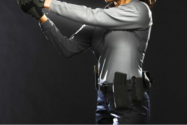 Blue Force Gear Blue Force Gear Belt Mounted Ten-Speed OC Spray Pouch With Adjustable Belt Loop, Black