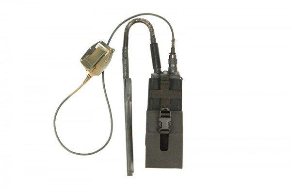 Blue Force Gear Blue Force Gear Multi-Radio Pouch, Black