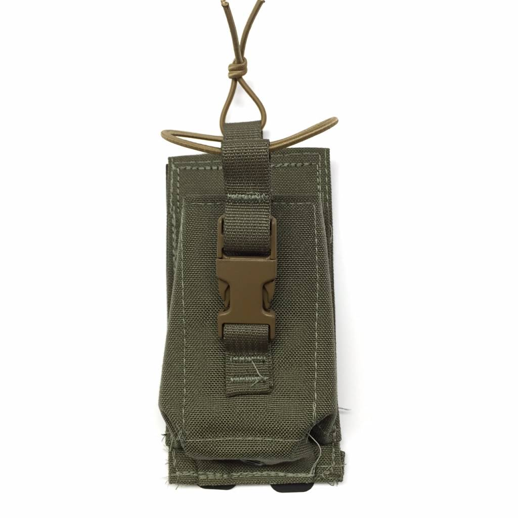ICE Tactical ICE Tactical Radio Pouch, MOLLE