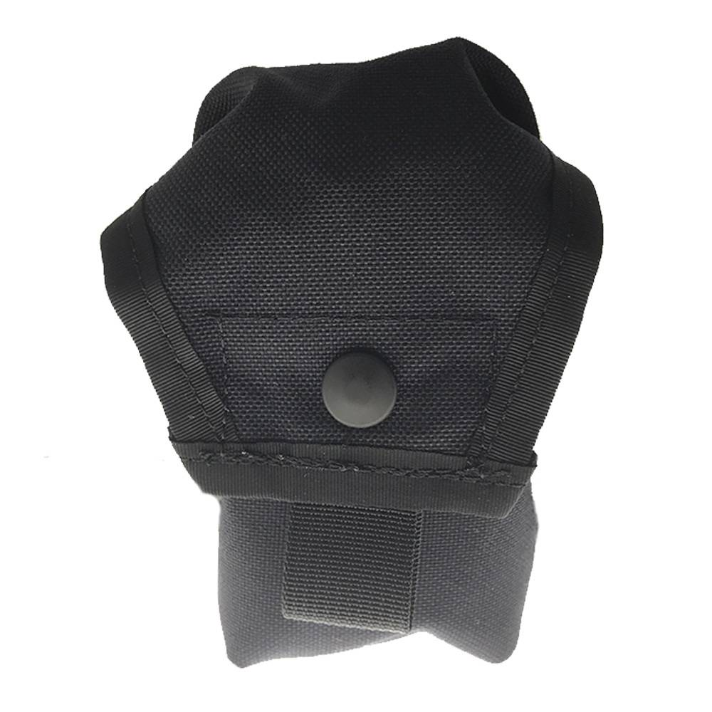 ICE Tactical ICE Tactical Dual Narcan Pouch, MOLLE, Black