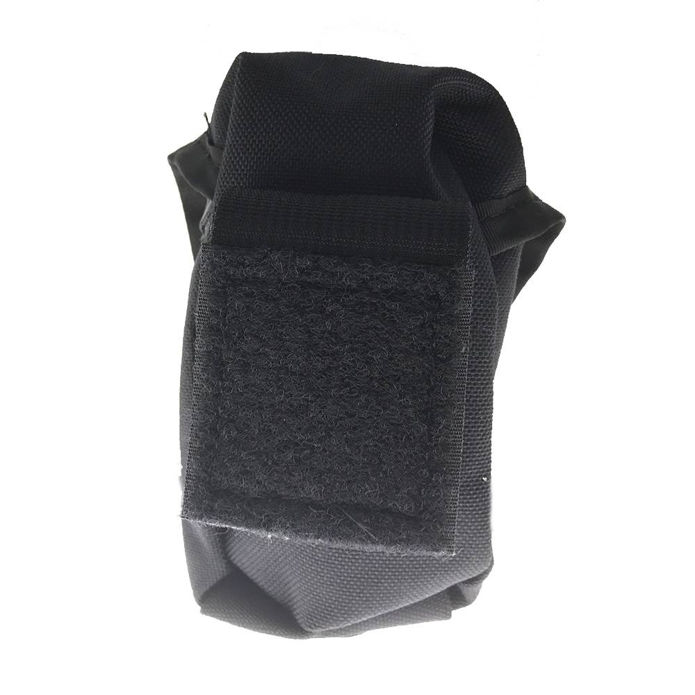ICE Tactical ICE Tactical Dual Narcan Pouch, H-Strap Belt Mount, Black