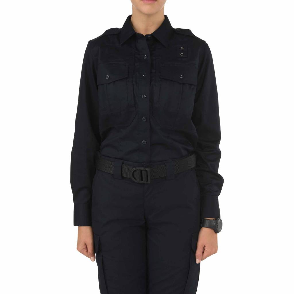 5.11 Tactical 5.11 Tactical Women's Twill PDU Class-B Long Sleeve Shirt