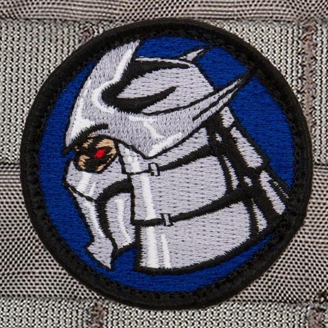 Violent Little Machine Shop Violent Little Machine Shop Ninja Turtles Villains Morale Patch Set