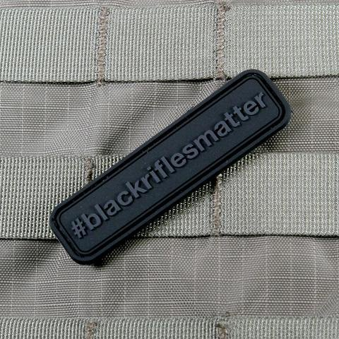 Violent Little Machine Shop Violent Little Machine Shop #blackriflesmatter Morale Patch