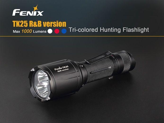 Fenix Fenix TD25R&B Flashlight