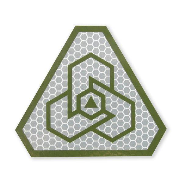 Prometheus Design Werx Prometheus Design Werx Logo SOLAS Morale Patch - OD Green