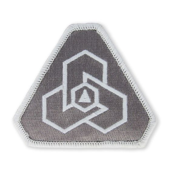 Prometheus Design Werx Prometheus Design Werx Logo Arctic Glow Patch