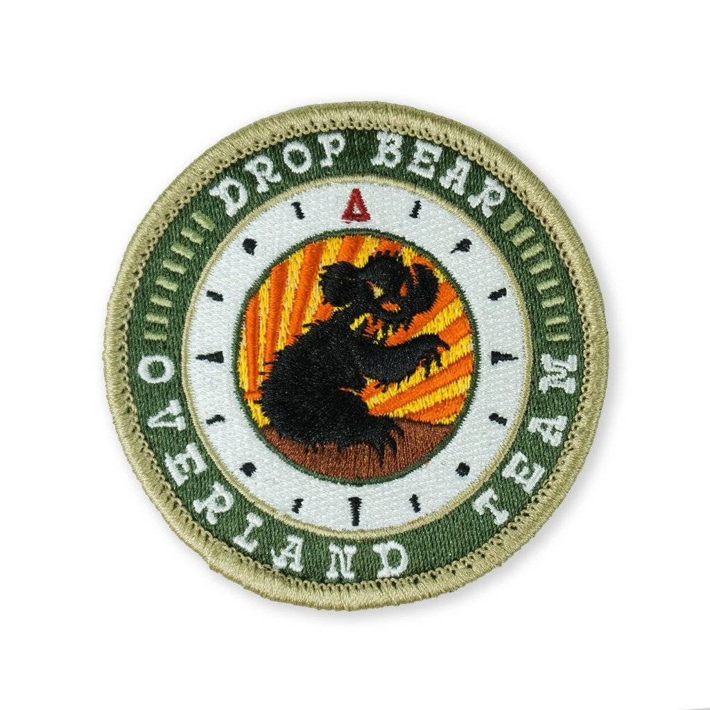 Prometheus Design Werx Prometheus Design Werx Drop Bear Overland Team Morale Patch