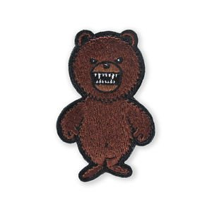 Prometheus Design Werx Prometheus Design Werx Danger Ranger Bear Standing No Hat