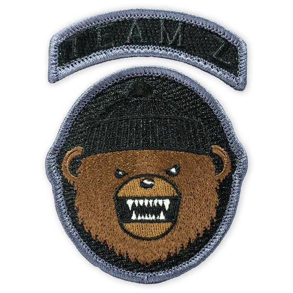 Prometheus Design Werx Prometheus Design Werx DRB Team Z Black Out Morale Patch