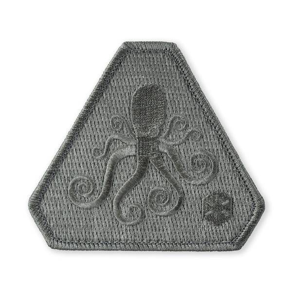 Prometheus Design Werx Prometheus Design Werx SPD Logo Morale Patch - Shadow Gray