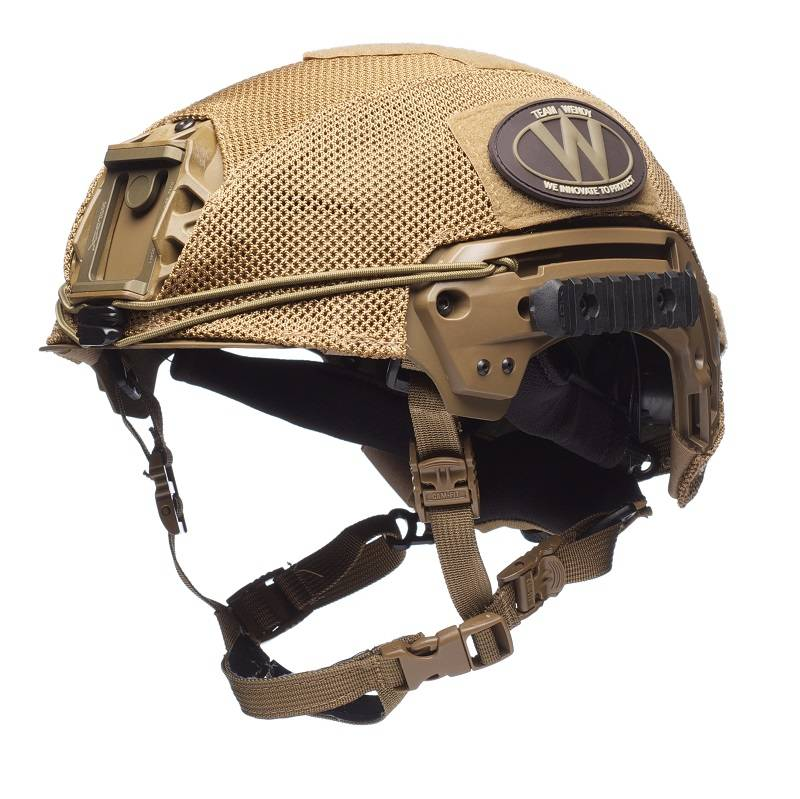 Team Wendy Team Wendy EXFIL Carbon and LTP Helmet Cover