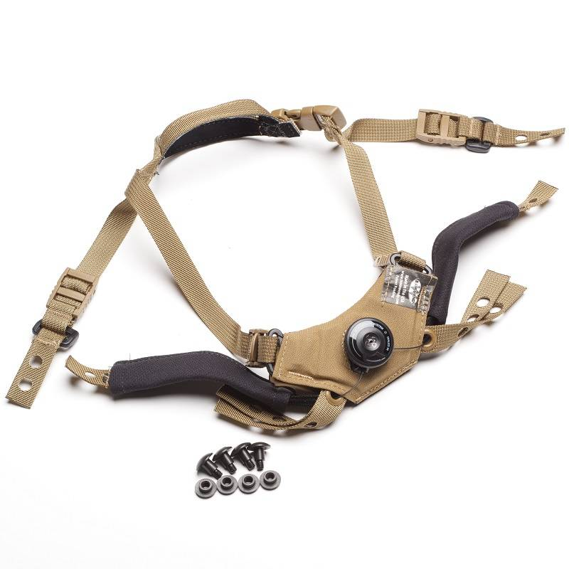 Team Wendy Team Wendy CAM FIT Retention System for USMC LWH or PASGT, Left Eye Dominant