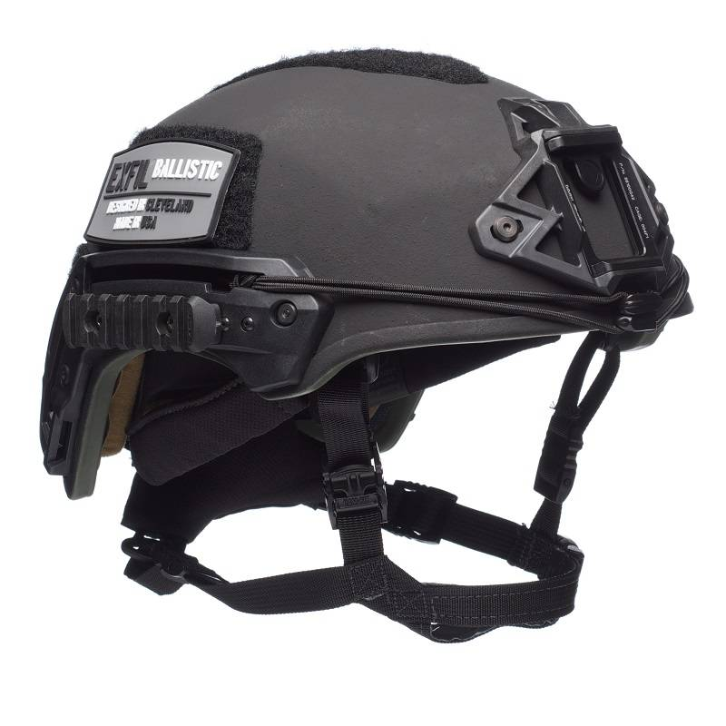 Team Wendy Team Wendy EXFIL Ballistic Helmet Left Eye Dominant Retention, No Shroud