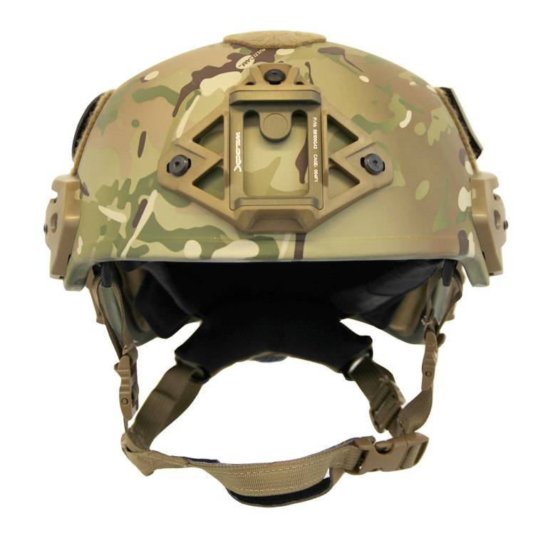 Team Wendy Team Wendy EXFIL Ballistic Helmet Left Eye Dominant Retention