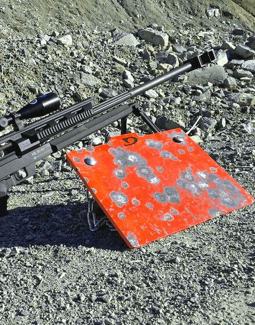 Drummond Shooting Drummond Shooting 50 BMG Steel Target - AR550