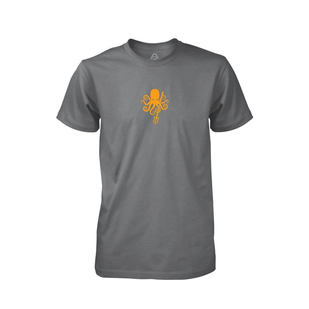 Prometheus Design Werx Orange UET Trident T-Shirt