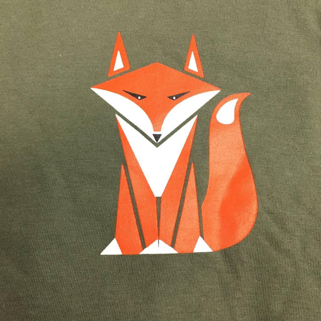 Prometheus Design Werx Prometheus Design Werx Clever Fox T-Shirt