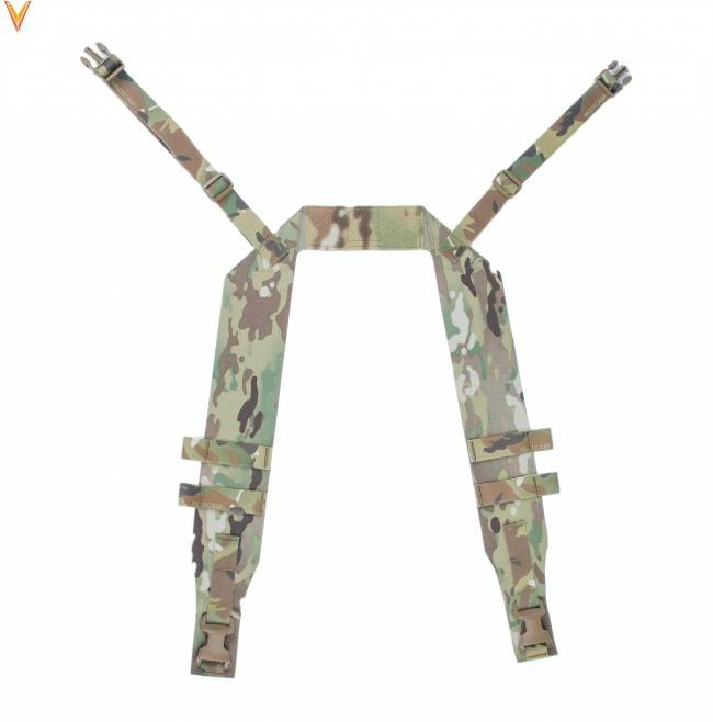 "Velocity Systems Velocity Systems ULTRAcomp 2"" H-Harness"
