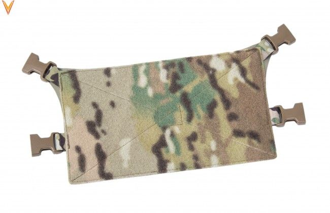 """Velocity Systems Velocity Systems Small Placard Chest Rig Adapter With ULTRAcomp 2"""" H-Harness"""