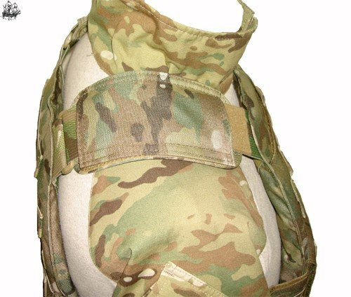 Mayflower Mayflower Armor Carrier Padded Shoulder Pieces