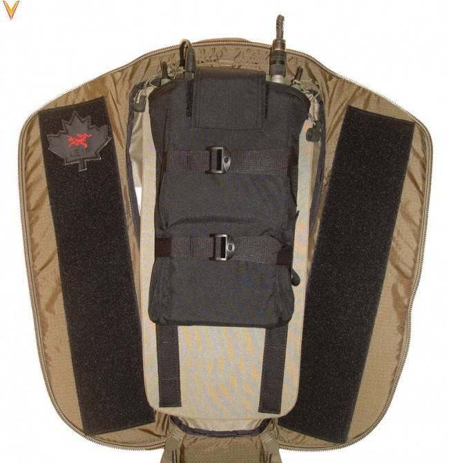Velocity Systems Velocity Systems Velcro AN/PRC 117G Radio Pouch