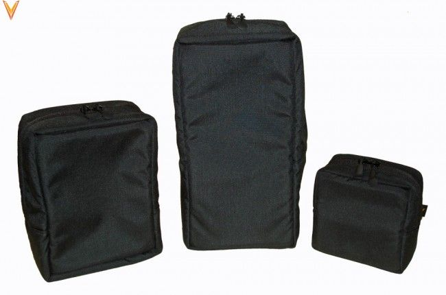 Velocity Systems Velocity Systems Velcro General Purpose Pouch, Small