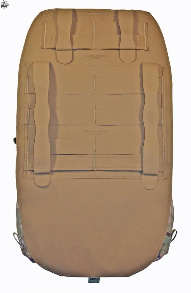 Mayflower Mayflower Helium Whisper Assault Back Panel Type 2