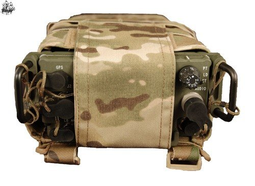Velocity Systems Velocity Systems PRC-117G Radio Assault Bag