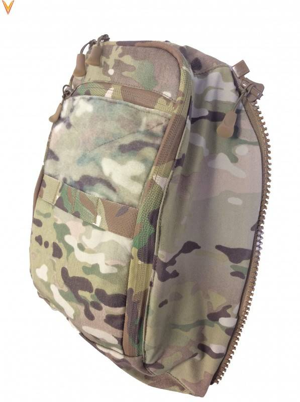 Velocity Systems Velocity Systems SCARAB Light Zip On Back Panel (Back Panel Only)
