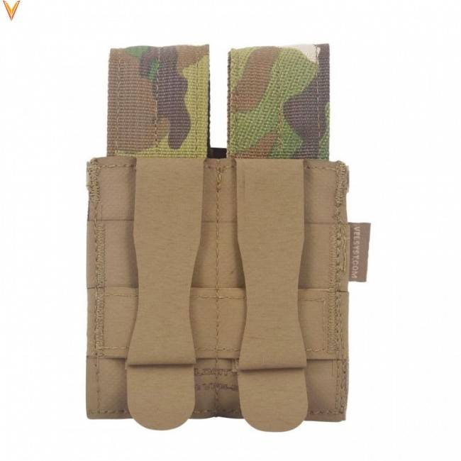 Velocity Systems Velocity Systems Helium Whisper Double Pistol Magazine Pouch