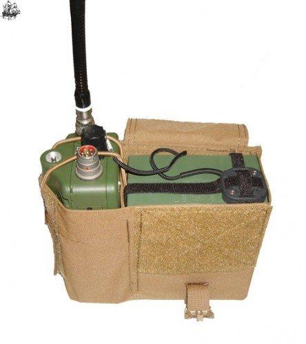 Mayflower Mayflower Helium Whisper RECCE Radio/5590 Pouch