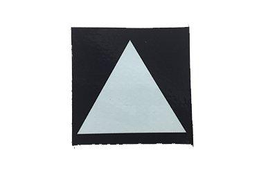 Triangle IR Patch, Tan