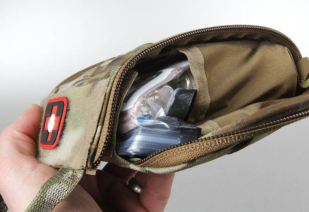 ITS Tactical ITS Tactical ETA Trauma Kit Pouch Fatboy