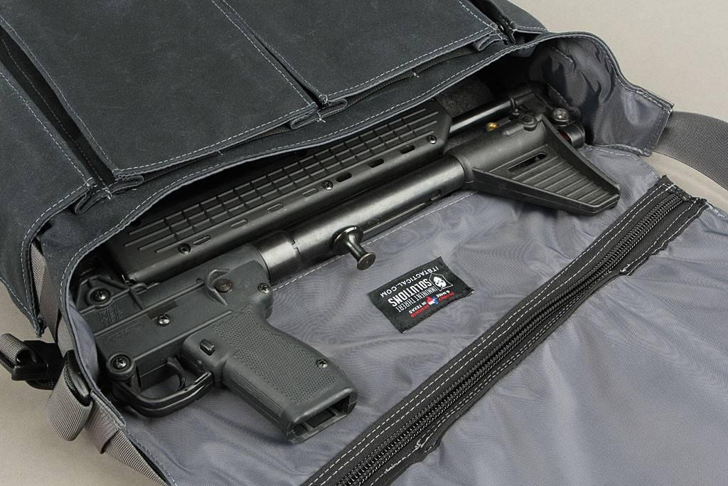 ITS Tactical ITS Tactical Discreet Messenger Bag