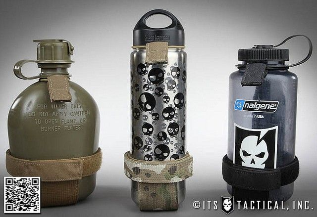 ITS Tactical ITS Tactical Skeletonized Bottle Holder