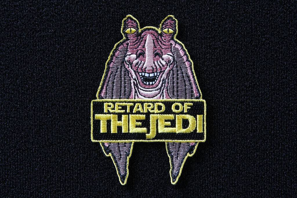 ITS Tactical ITS Tactical Retard of the Jedi Morale Patch