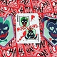 ITS Tactical ITS Tactical Mad Love Morale Patch Set (Harley & Joker)