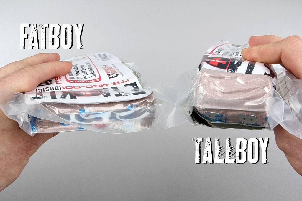 ITS Tactical ITS Tactical ETA Trauma Kit - Basic (Fatboy)