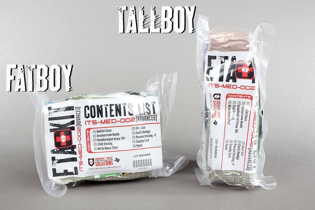 ITS Tactical ITS Tactical ETA Trauma Kit - Advanced (Tallboy)