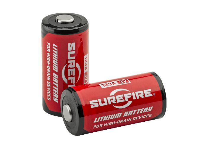 Surefire Surefire 123A Lithium Batteries (Box of 12)