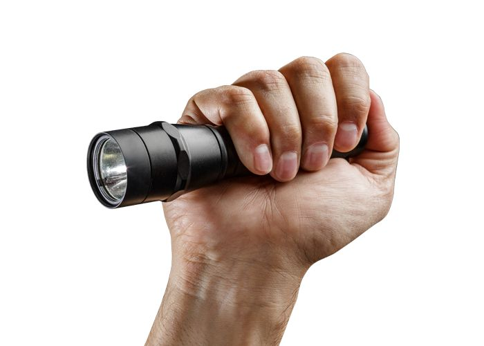 Surefire Surefire P2X Fury with IntelliBeam Technology auto-adjusting variable-output LED flashlight